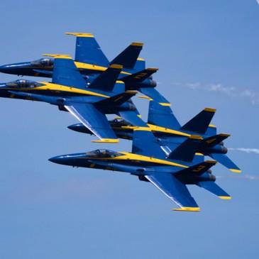 Blue Angels, Annapolis