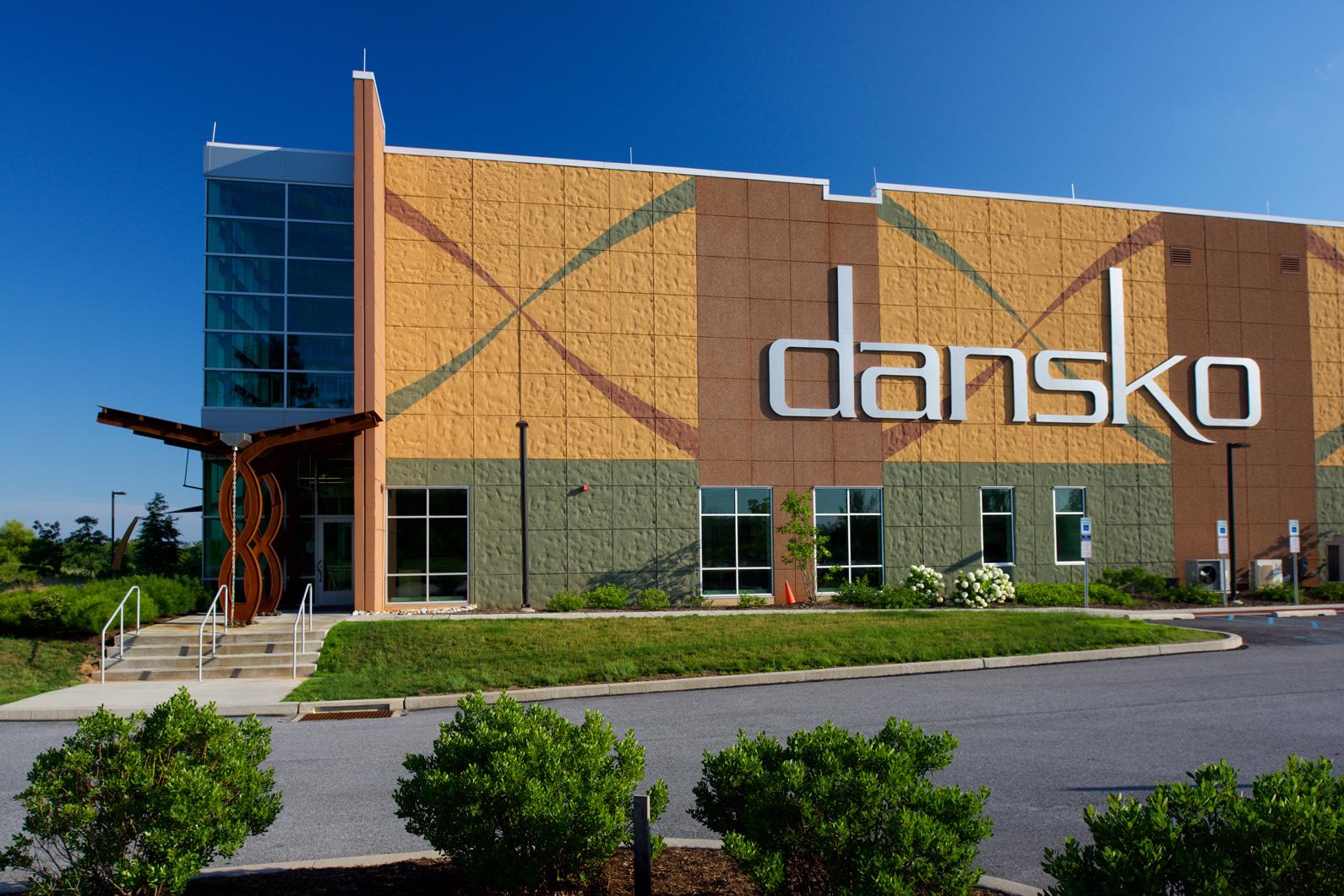Dansko Warehouse | Andy Shelter