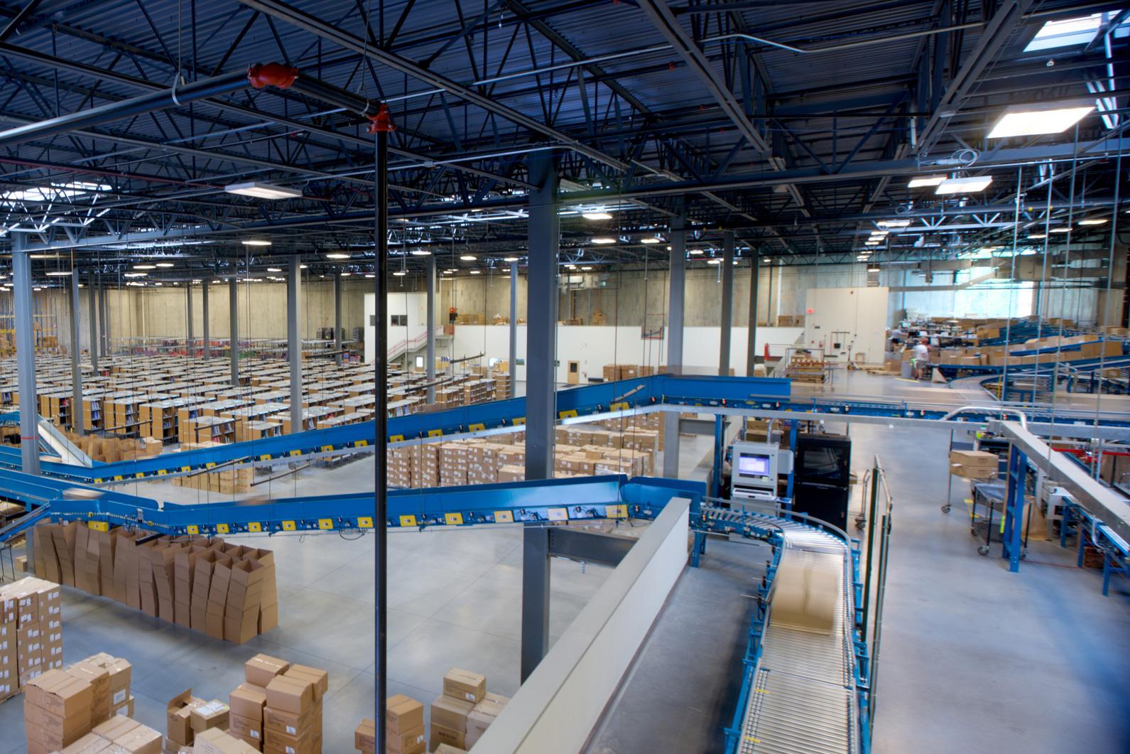 Dansko Warehouse   Andy Shelter