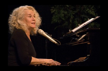 Carole King performs at the Lincoln Center, New York City, NY.