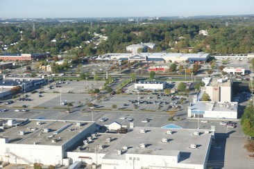Aerial photos for Colliers.