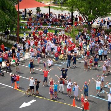 July 4th, Swarthmore, PA